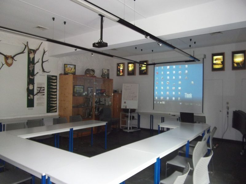 gr. Seminarraum Erdgeschoss