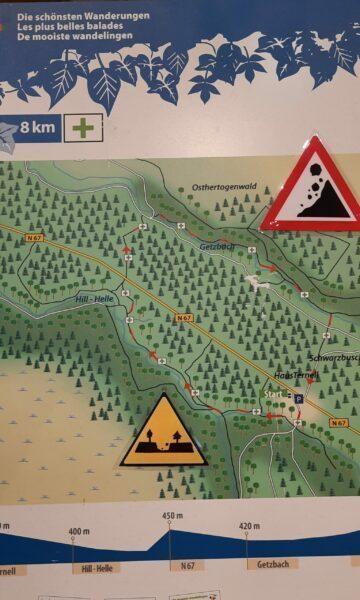Grünes Kreuz - Gefahr2