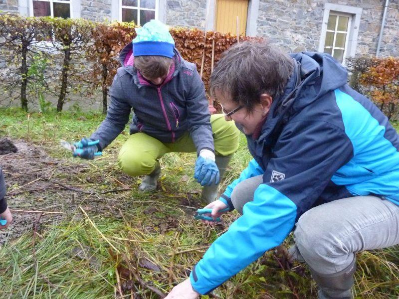 Boden vorbereiten Permakultur