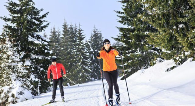 Skilanglauf & Verhuur